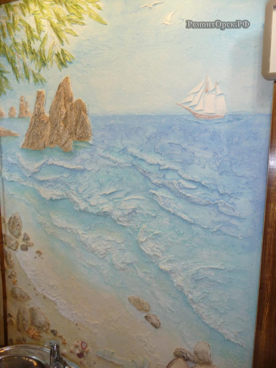 роспись стен в орске