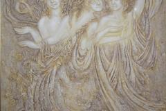 картины барельеф