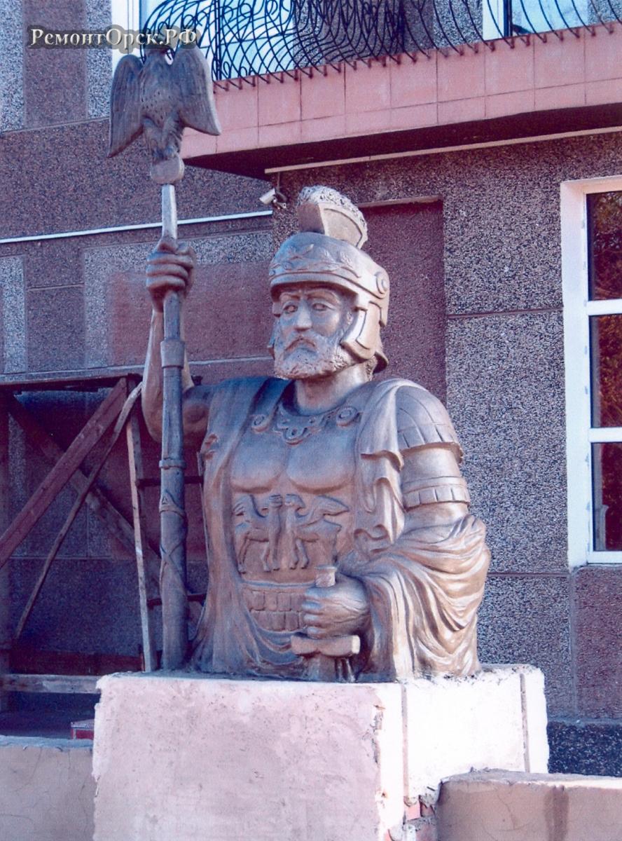 скульптура в орске