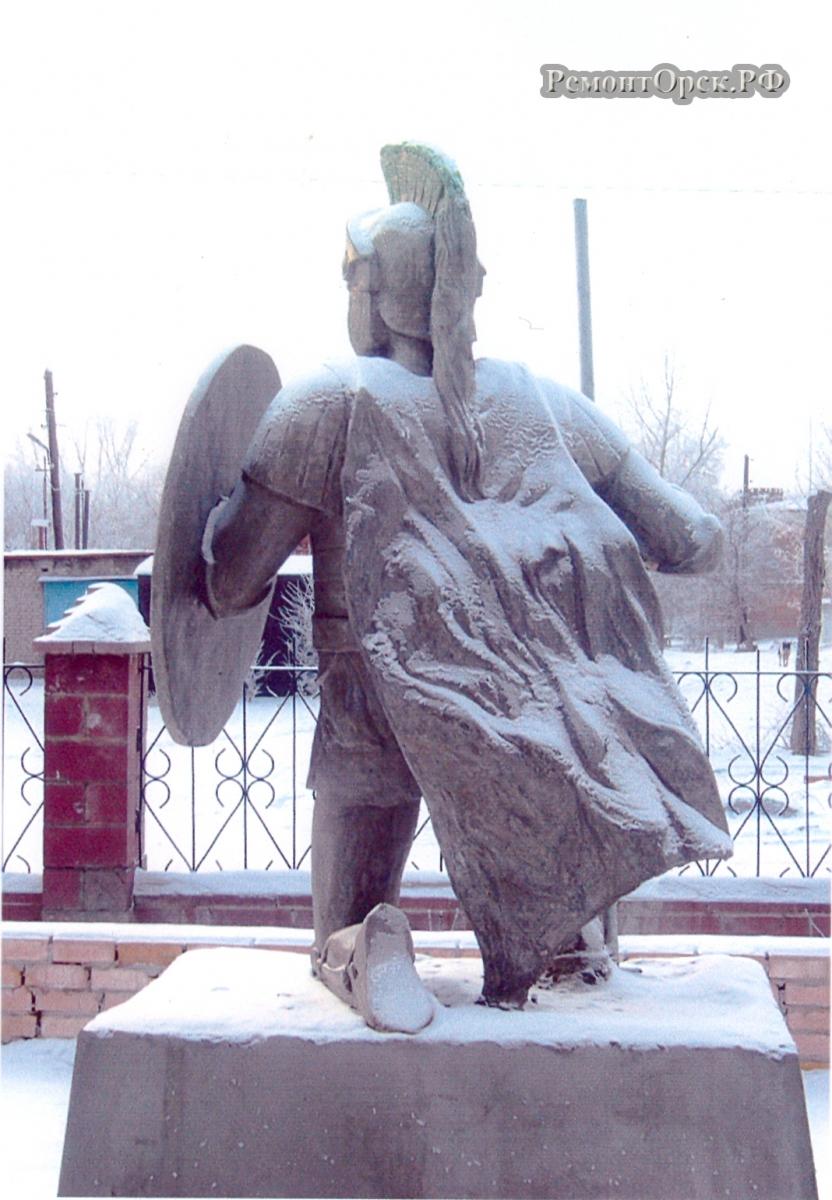 скульптор в орске