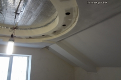 гипсокартон на потолок