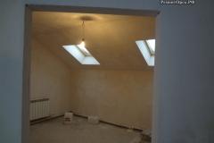 ремонт дома коттеджа дачи