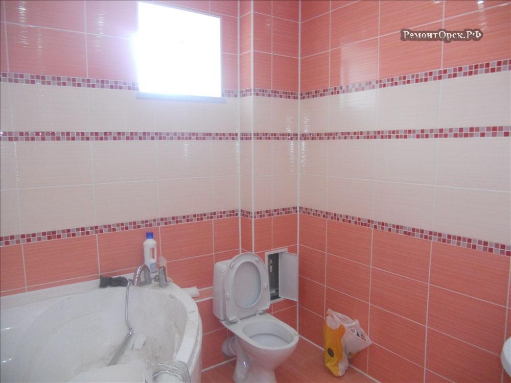 ремонт ванной цена фото