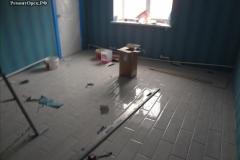 ремонт кухни стены и потолок