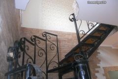 лестница в доме ремонт