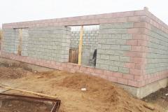 Фасадные работы Айдырля