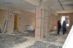 демонтаж стен расценки