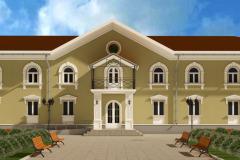 фасад школы фото Новотроицк