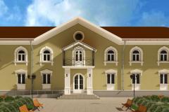 фасады музыкальных школ Новотроицк