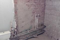 демонтаж ванной и санузла