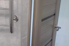монтаж установка двери