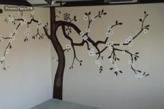 обои для стен с рисунком
