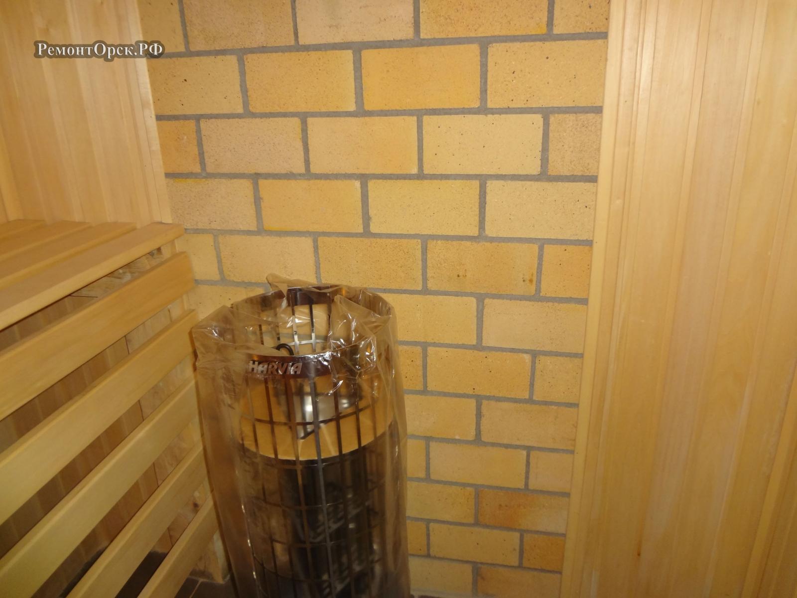 баня фото внутри орск