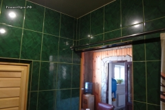ремонт бани своими руками