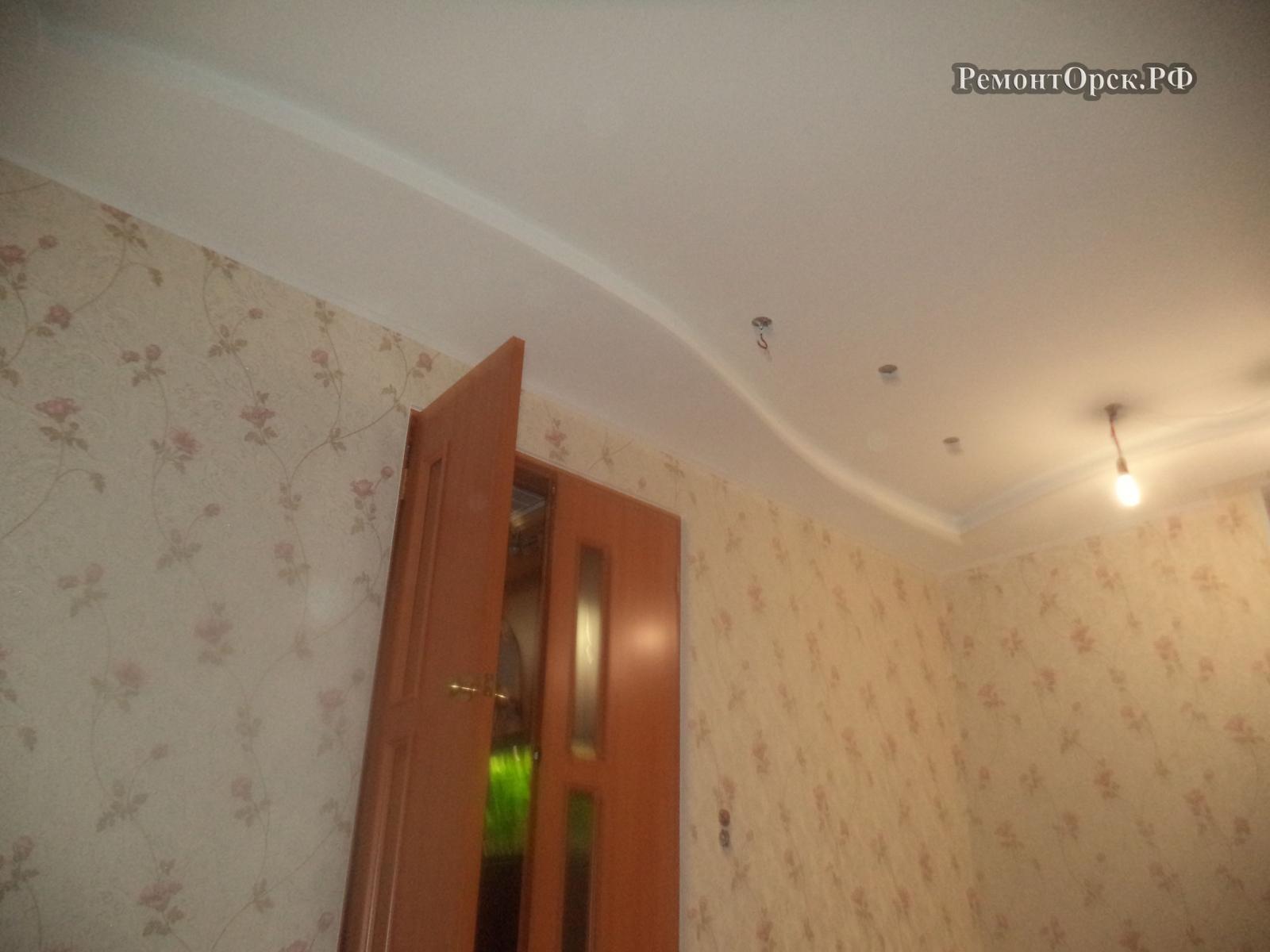 ремонт комнаты в Новотроицке