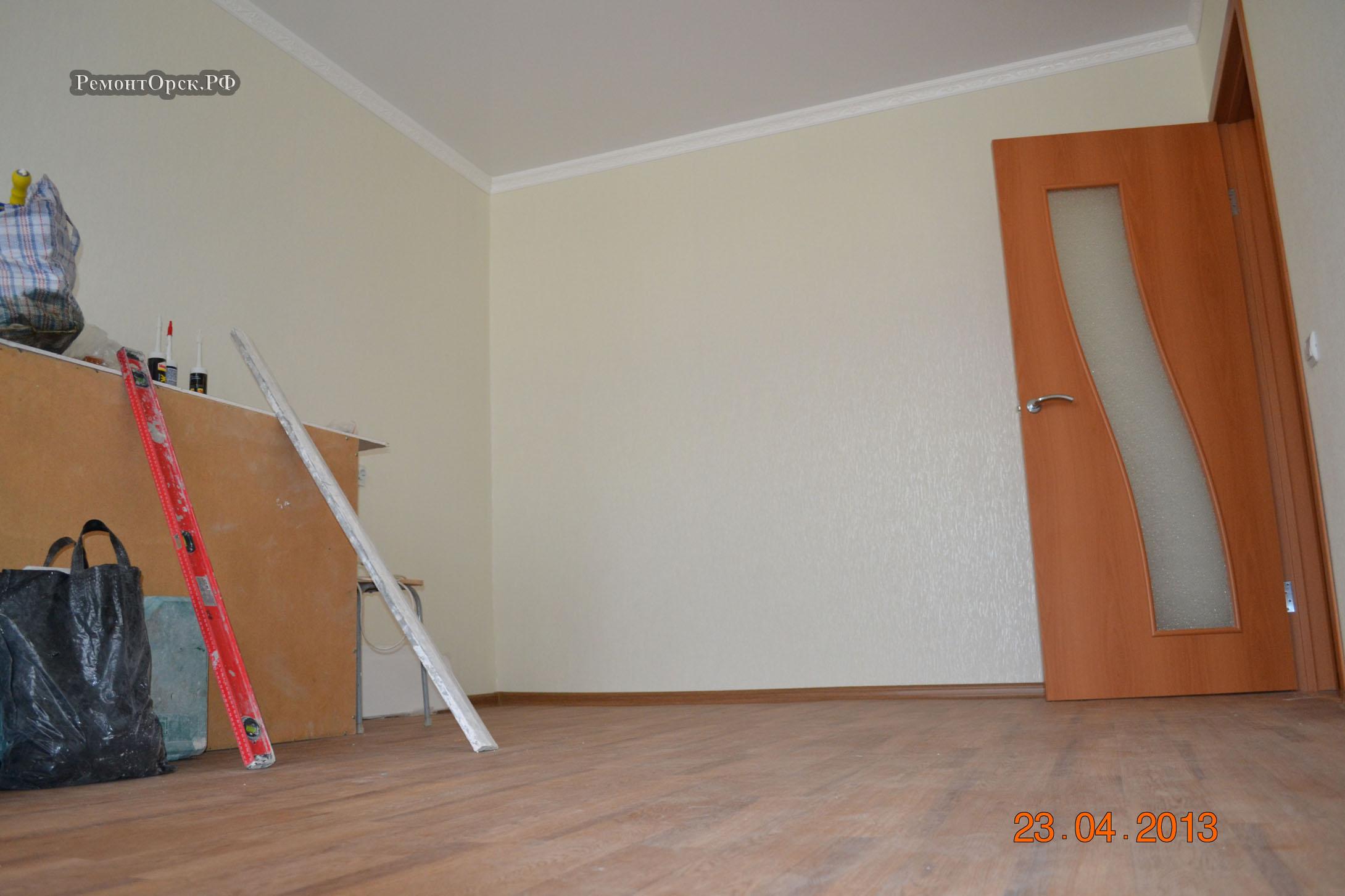 ремонт комнатной квартиры