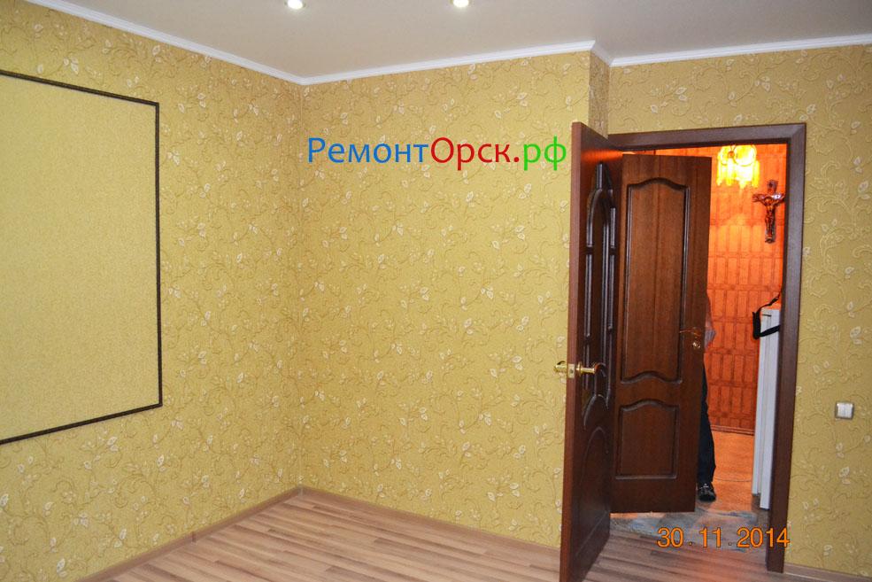 ремонт в квартире спальни