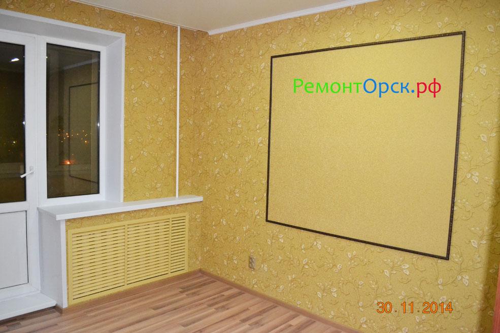 ремонт спальни в панельном доме