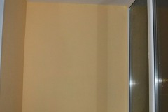 отделка балкона под