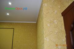 потолок в спальни из гипсокартона