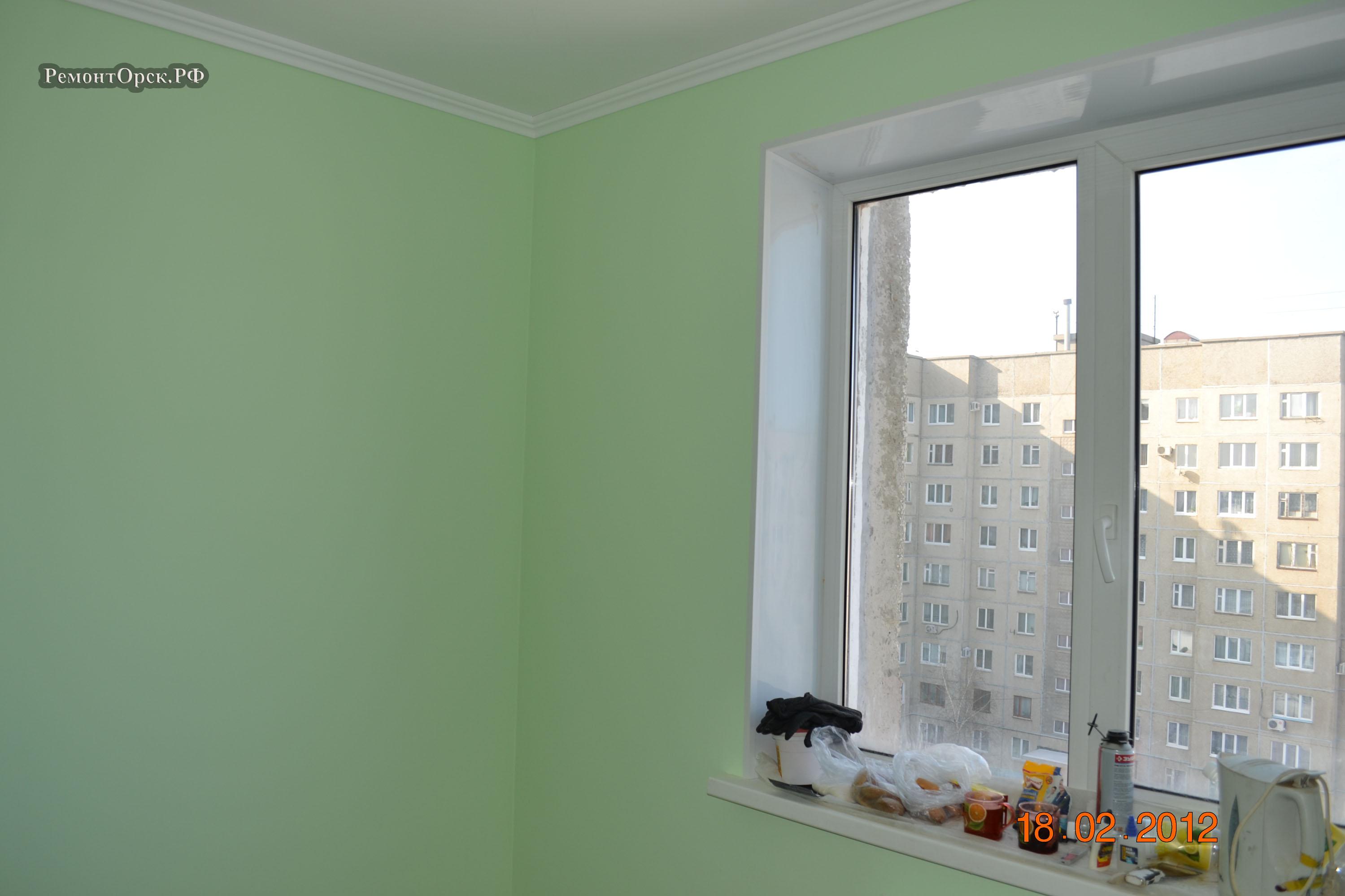 ремонт спальни в квартире