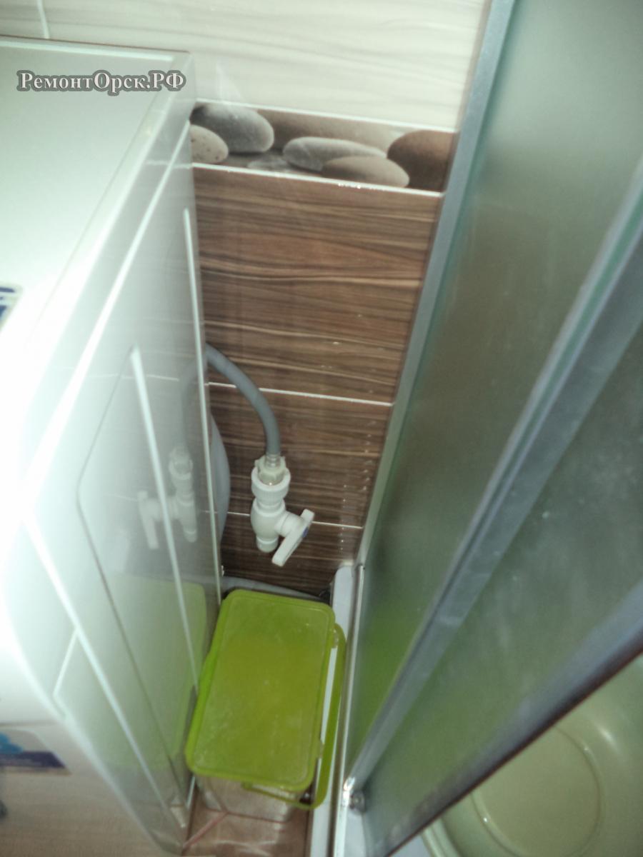 ремонт ванны комнаты