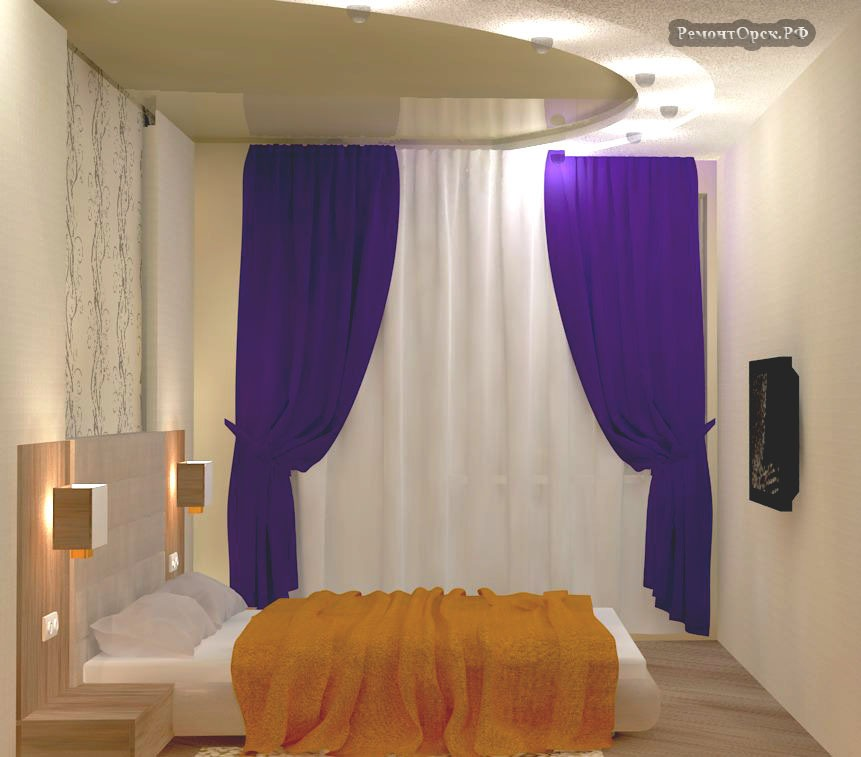 фото, интерьера спальни комнаты