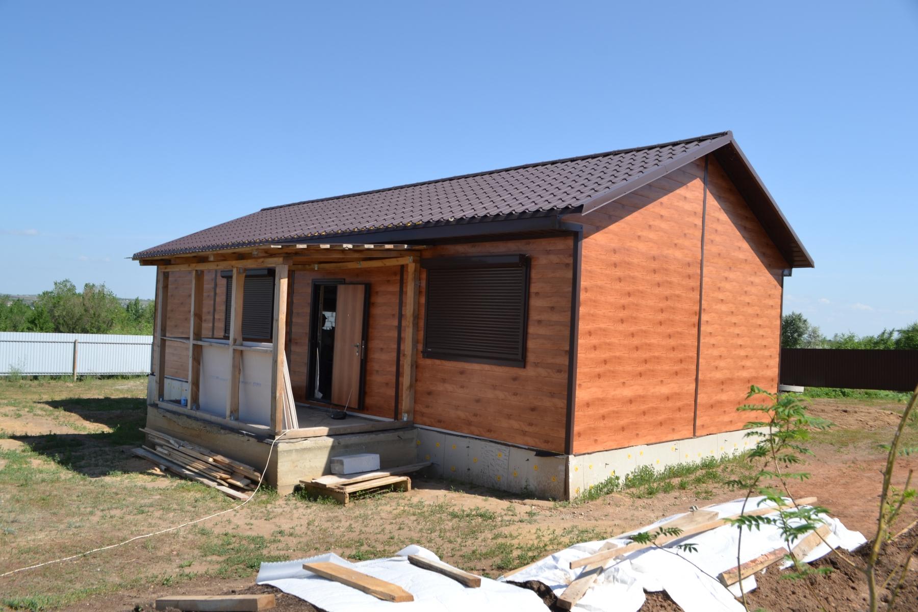 Строительство каркасных домов Орск