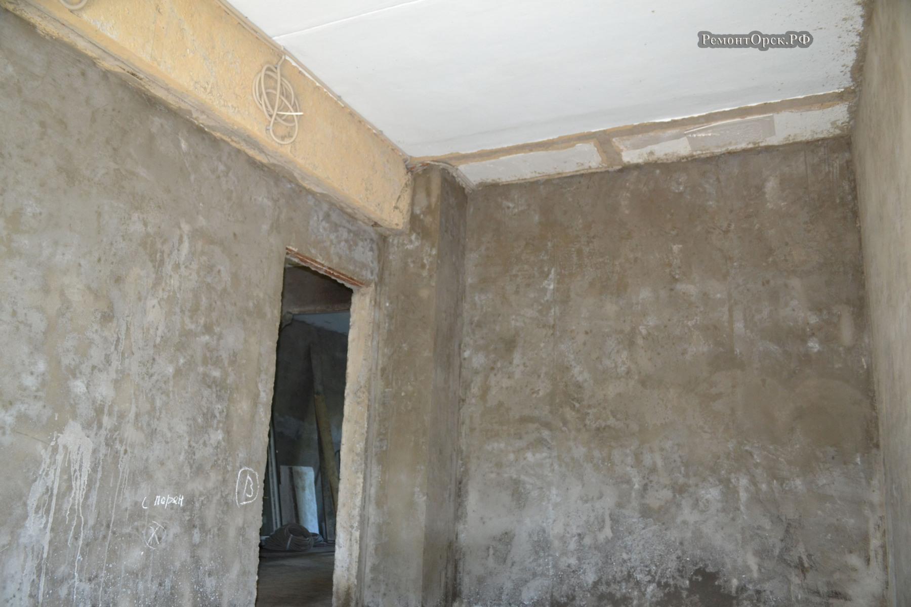 ремонт квартиры 4х комнатной под ключ
