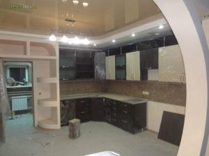 Ремонт кухни в доме