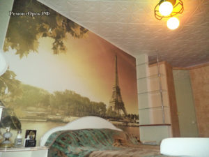 Ремонт спальни в Орске